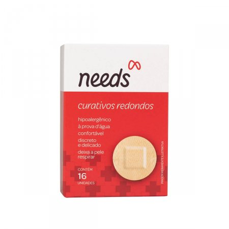 Curativo Redondo Needs