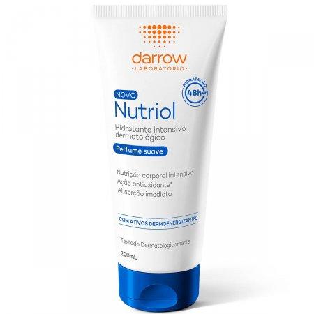 Loção Hidratante Darrow Nutriol Com Perfume