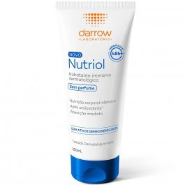 Hidratante Corporal Darrow Nutriol Sem Perfume com 200ml