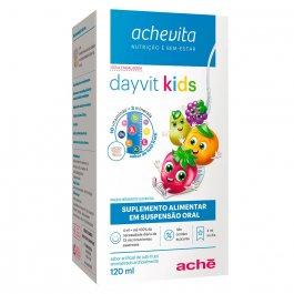 Suplemento Vitamínico-Mineral Dayvit Kids com 120ml