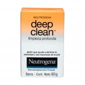 Sabonete Facial Neutrogena Deep ... Sabonete Facial Neutrogena Deep Clean