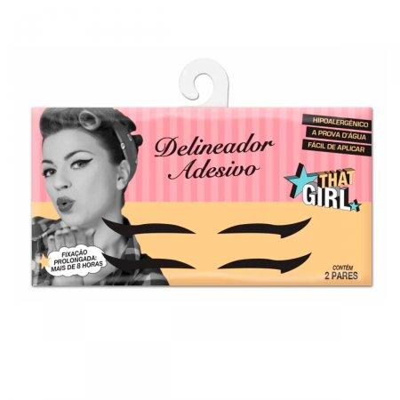 Delineador Adesivo That Girl