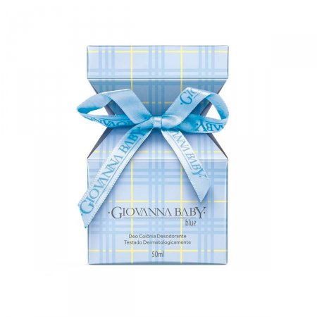 GIOVANNA BABY DEO COLONIA DESODORANTE BLUE 50ML