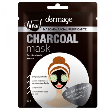 Máscara Facial Purificante Charcoal Mask