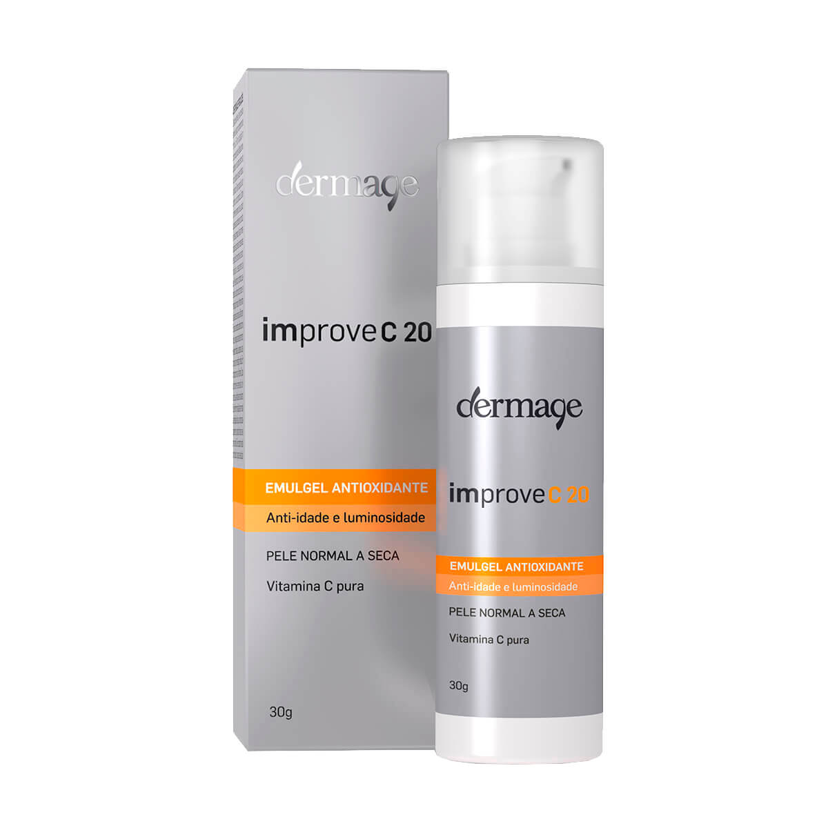 Emulgel Antioxidante Improve C 20 Dermage 30g