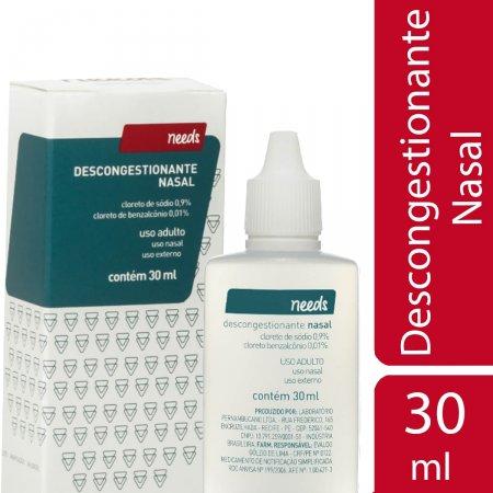 Descongestionante Nasal Adulto Needs