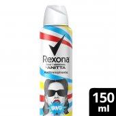 Desodorante Aerosol Rexona by Anitta Bang