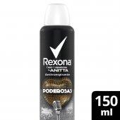 Desodorante Antitranspirante Aerosol Rexona Show das Poderosas by Anitta