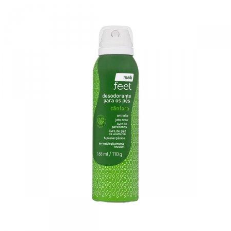 Desodorante para os Pés Needs Feet Cânfora