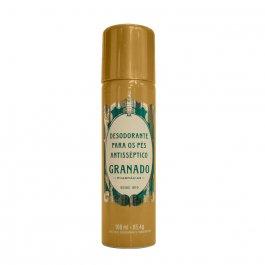 Desodorante Aerosol para os Pés Granado Antisséptico Tradicional com 100ml