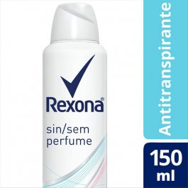 REXONA DESODORANTE AEROSOL SEM PERFUME 90G