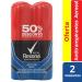 Kit Desodorante Aerosol Antitranspirante Rexona Men Active Dry com 2 Unidades | Drogasil.com Foto 2