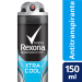 Desodorante Antitranspirante Aerosol Rexona Men Xtra Cool 150ml | Drogasil.com Foto 2
