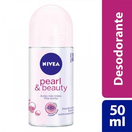 NIVEA DESODORANTE ROLL-ON PEARL_BEAUTY 50ML