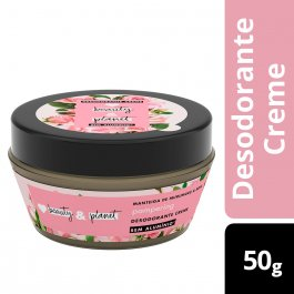 Desodorante Creme Beauty & Planet Pampering