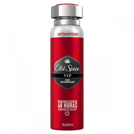 Desodorante Spray Antitranspirante Old Spice VIP