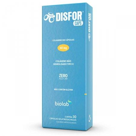 DISFOR COM 30 CAPSULAS