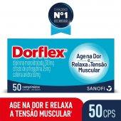 Dorflex com 50 comprimidos