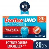 Dorflex Uno Enxaqueca 1g com 20 comprimidos