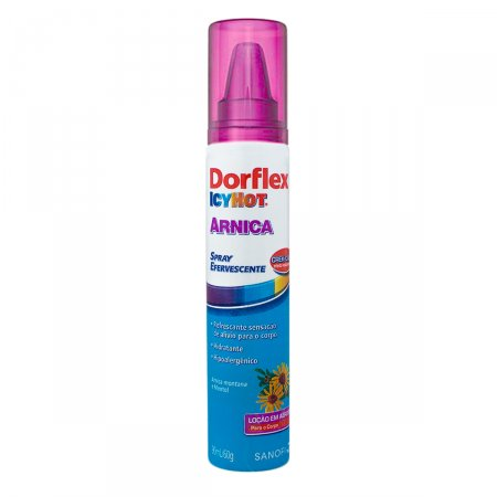 Dorflex Icy Hot Arnica