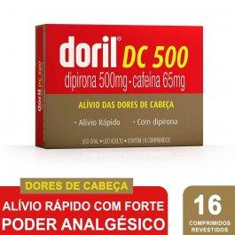 Doril DC 500 com 16 Comprimidos