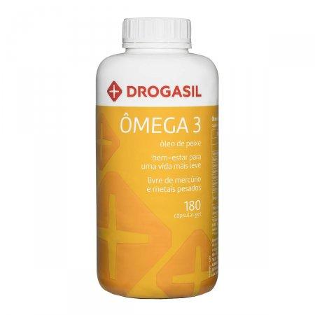 Ômega 3 Drogasil