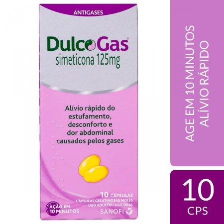 DulcoGas 125mg