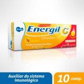 ENERGIL C VITAMINA 1 G 10COMPRIMIDOS EFERVESCENTES
