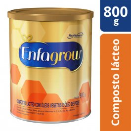 Composto Lácteo Enfagrow com 800g