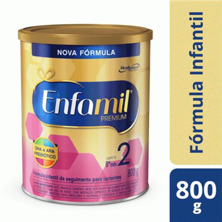 Fórmula Infantil para Lactentes Enfamil Premium 2
