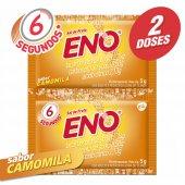 ENO SAL DE FRUTAS CAMOMILA 2 ENVELOPES 5G CADA