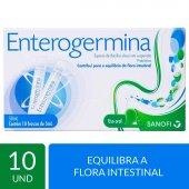 ENTEROGERMINA ANTIDIARREICO 5ML COM 10