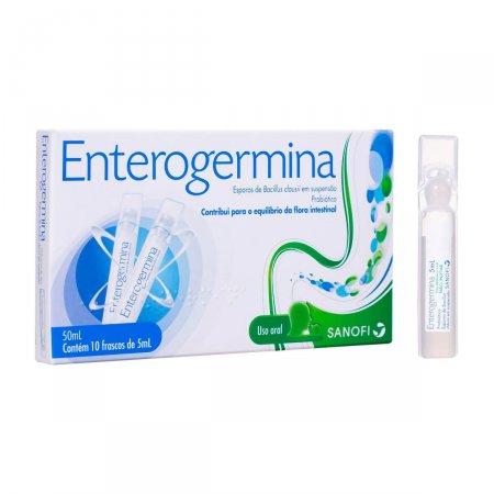 Enterogermina com 10 Frascos de 5ml cada   Drogasil.com Foto 3