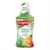 Enxaguante Bucal Colgate Natural Extracts Citrus