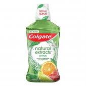 Enxaguante Bucal Colgate Natural Extracts Citrus