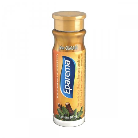 EPAREMA GUARANA 10ML FLACONETES