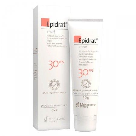 Hidratante Facial Epidrat Mat FPS30