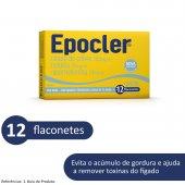 EPOCLER ATIVADOR HEPATICO 10ML ABACAXI 12FLACONETES