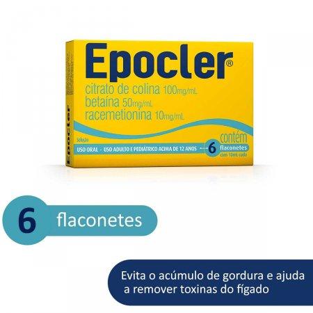 EPOCLER ABACAXI 10ML COM 6 FLACONETES