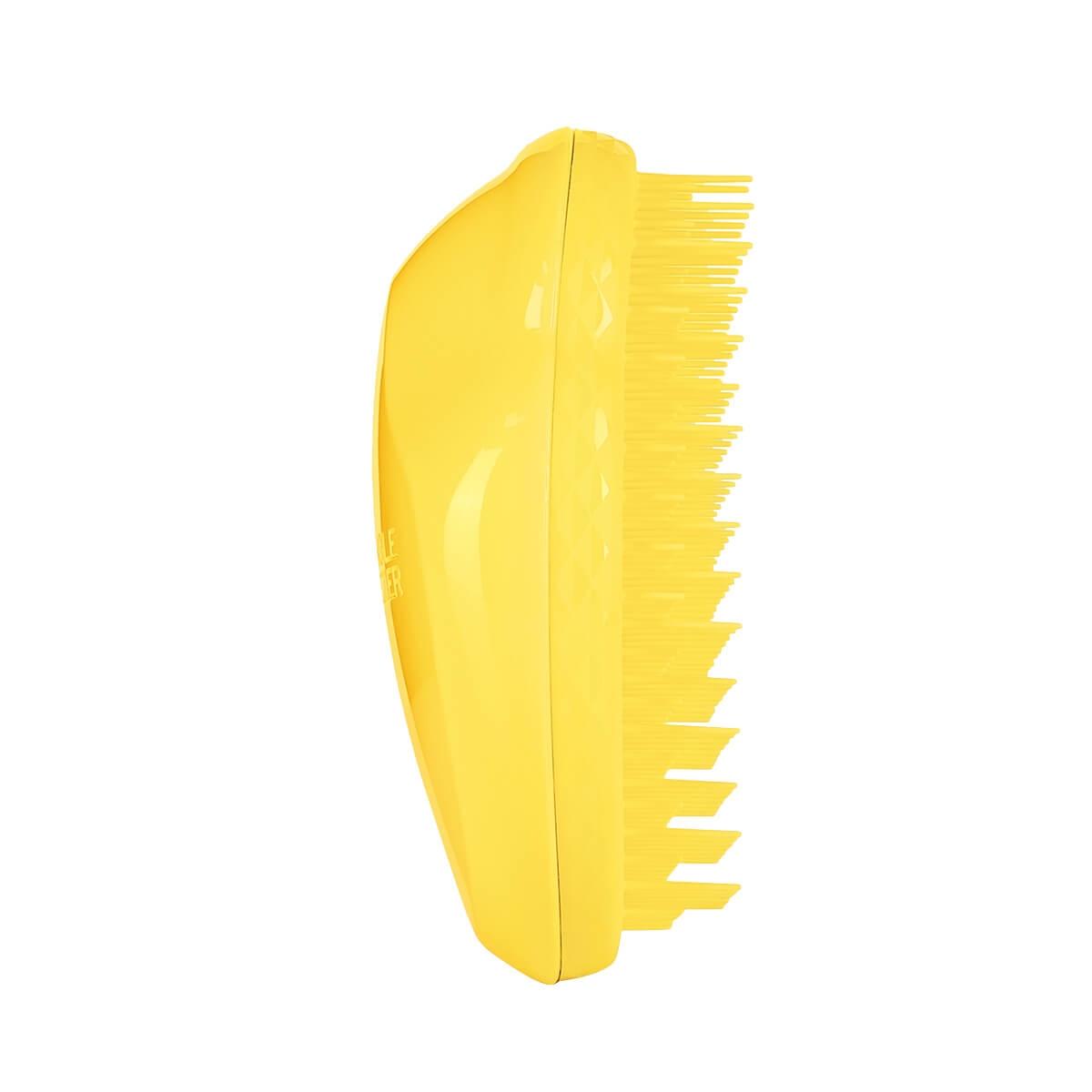 Escova de Cabelo Tangle Teezer Small The Original Yellow Sunshine 1 Unidade