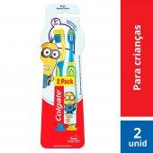Escova Dental Colgate Smiles Minions 6+ Anos