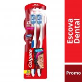 Escova Dental Colgate 360º Luminous White