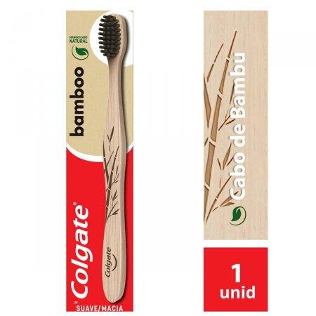 Escova Dental Colgate Bamboo