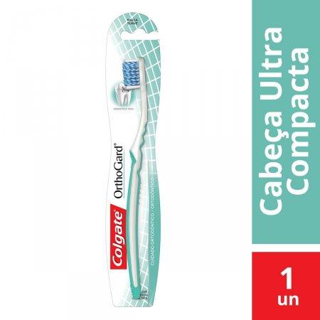 Escova Dental Colgate OrthoGard Cabeça Ultra Compacta
