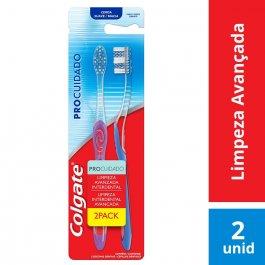 Escova Dental Colgate Pro Cuidado com 1 Unidade