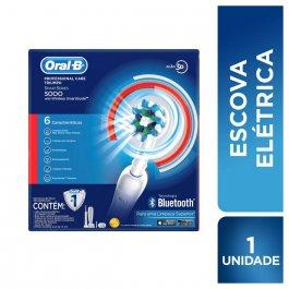 Escova de Dente Elétrica Oral-B Professional Care PC5000 220V com 1 unidade