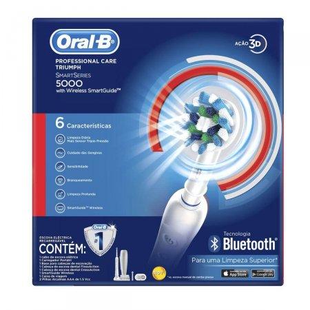 Escova Elétrica Oral-B Professional Care 5000 110v