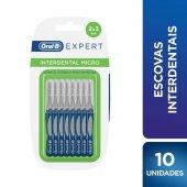 Escova Interdental Oral-B Expert Micro