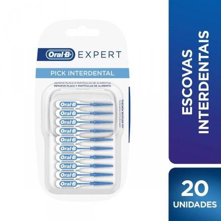 Escova Interdental Oral-B Expert Pick