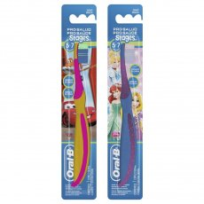 Escova Dental Infantil Oral B Stages 3 91479cedace8